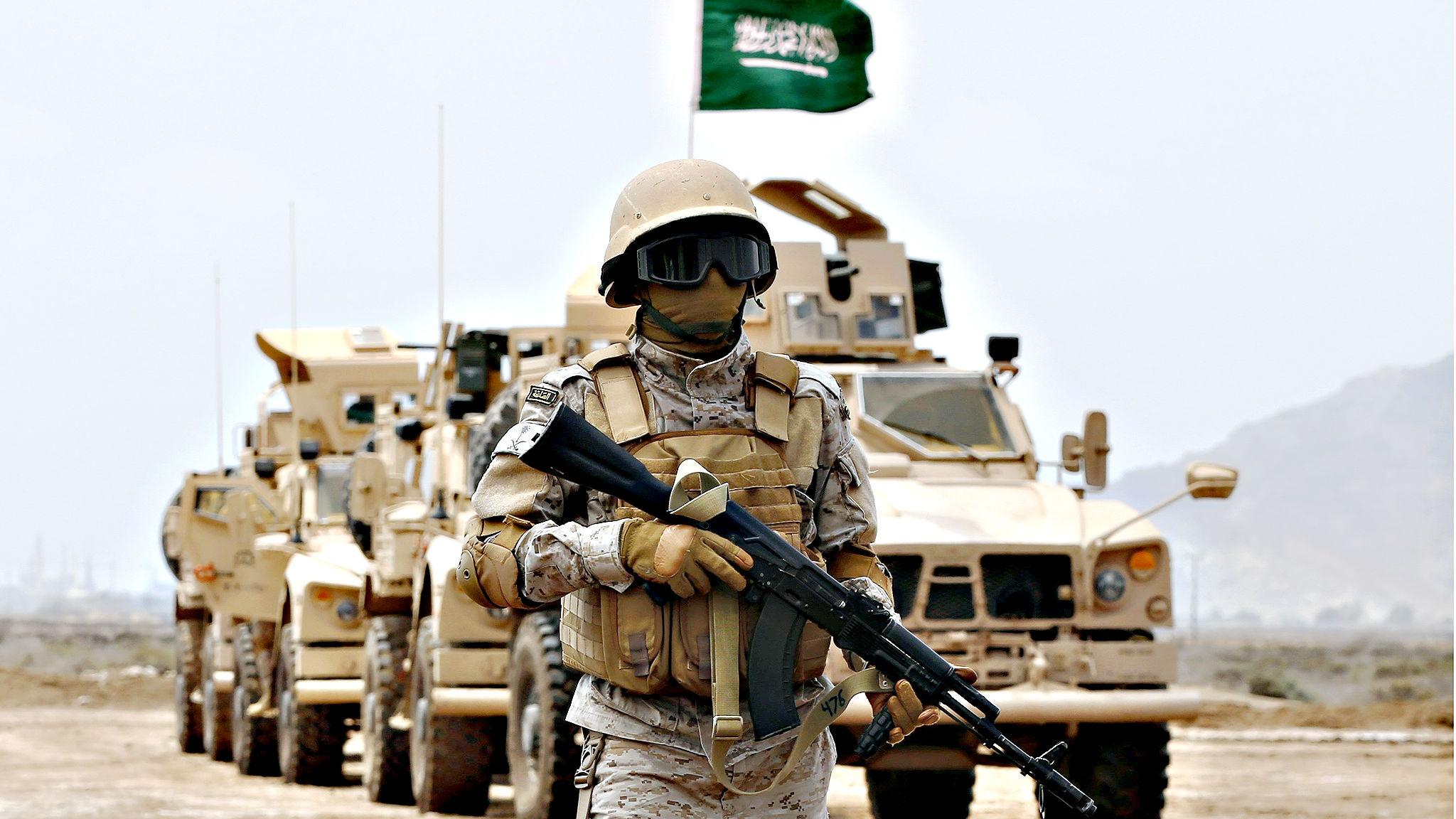 吸收女性参军 沙特军方成立第一个女性部门