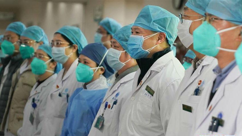 華中科技大學同濟醫學院附屬協和醫院成立抗擊新型冠狀病毒感染的肺炎突擊隊