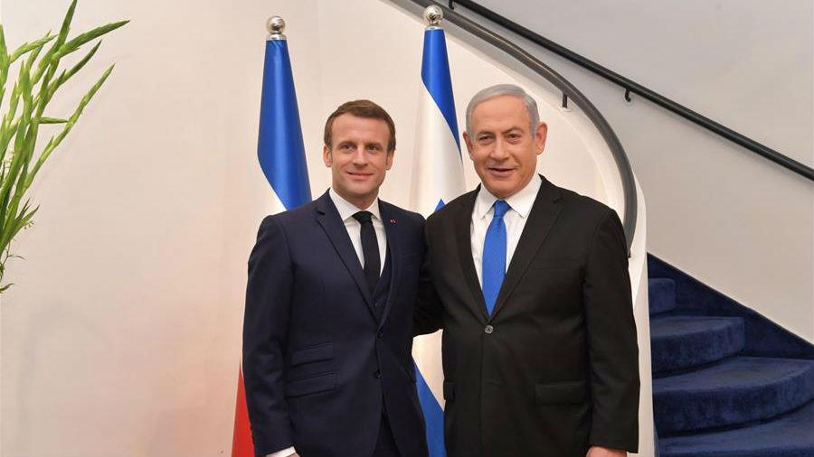 以色列和法国将建立战略对话机制