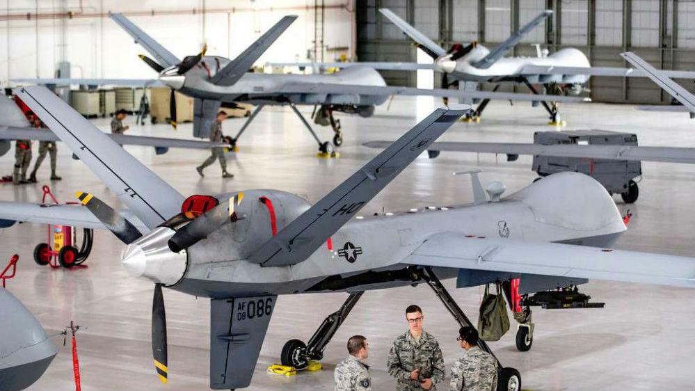 """投入将达980亿美元 预测:军用无人机市场面临""""井喷"""""""