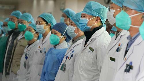 中国全面打响新型肺炎防控战