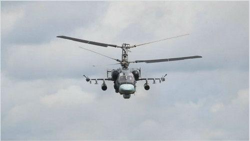 俄媒:卡-52直升机全球首配宽带系统_德国新闻_德国中文网