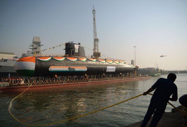 印度完成新潜艇建造厂商初选