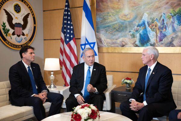 外媒:特朗普拟下周公布中东和平计划