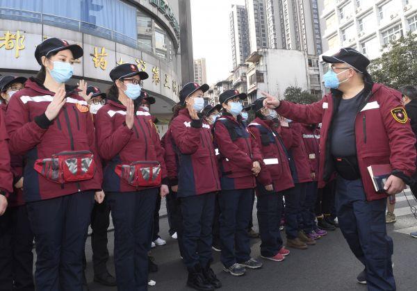境外媒体:中国争分夺秒抗击肺炎疫情