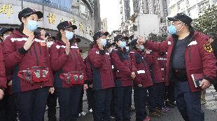 境外媒體:中國爭分奪秒抗擊肺炎疫情