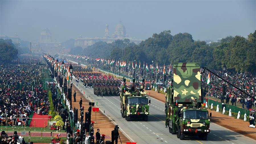 印度庆祝共和国日