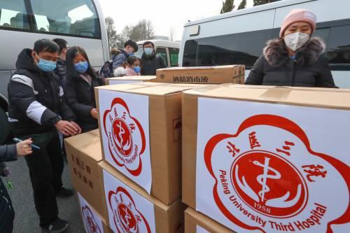 境外媒体:中国全力以赴打疫情阻击战