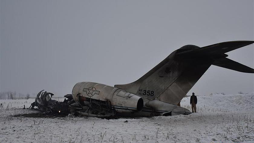阿富汗塔利班称击落一架美国中央情报局飞机