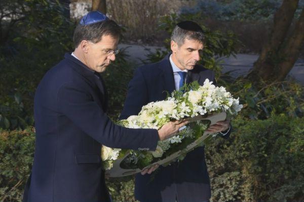 荷兰首次承认二战期间参与迫害犹太人并道歉