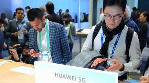 """外媒:英批准华为""""有限""""参建5G网络 令美""""沮丧"""""""