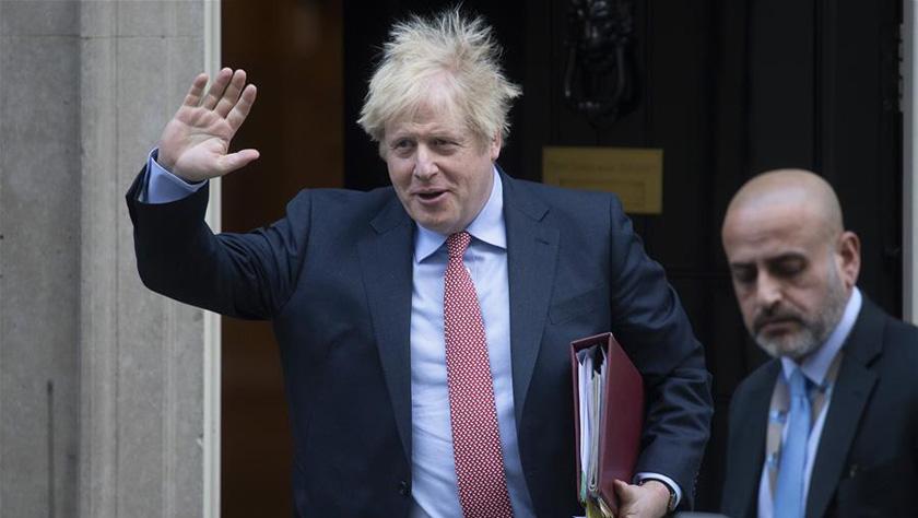 """欧洲议会通过英国""""脱欧""""协议"""