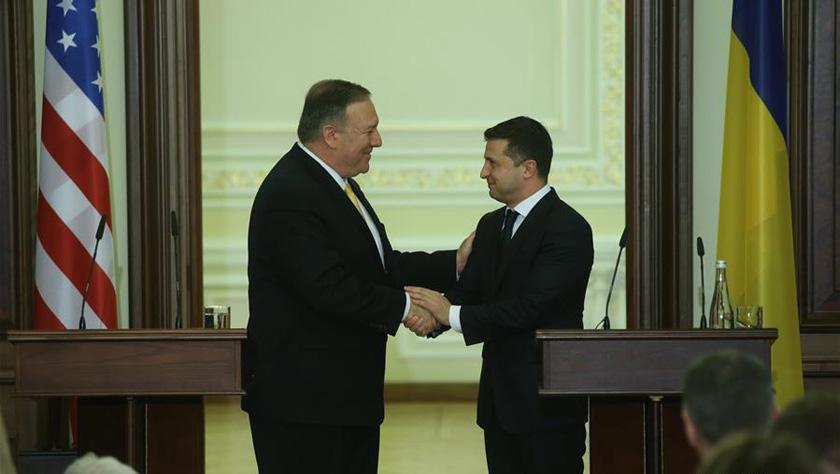 泽连斯基说乌克兰准备与美国深化国防安全领域合作