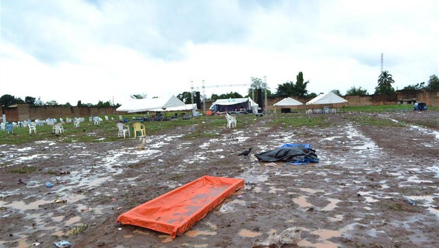 坦桑尼亚发生踩踏事件致30多人伤亡