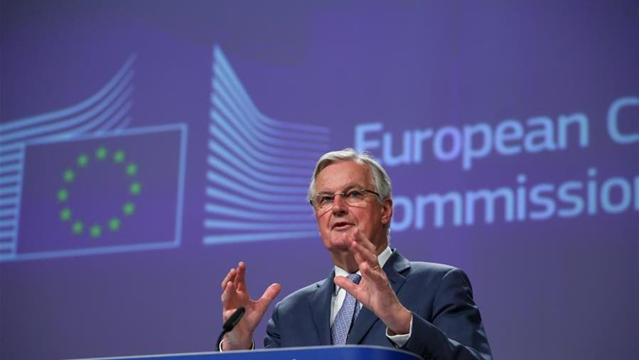 欧盟强调与英国谈判要确保公平