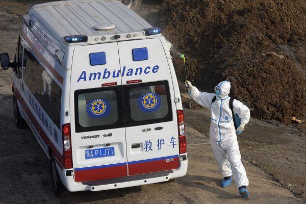 英媒:美消毒剂生产商加紧生产 满足中国抗疫需求