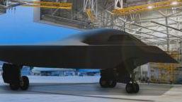 美军公布新型B-21轰炸机概念图美媒解析其与B-2有何异同