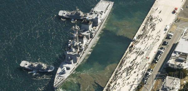 俄媒解读日向中东派战舰意图:展示大国野心?充当美伊中介