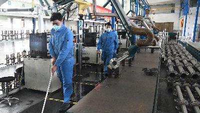 调查显示:逾四成在华日企今起复工