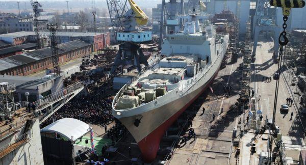 "<b>俄售印首批护卫舰2024年交付 将配""布拉莫斯""巡航导弹</b>"