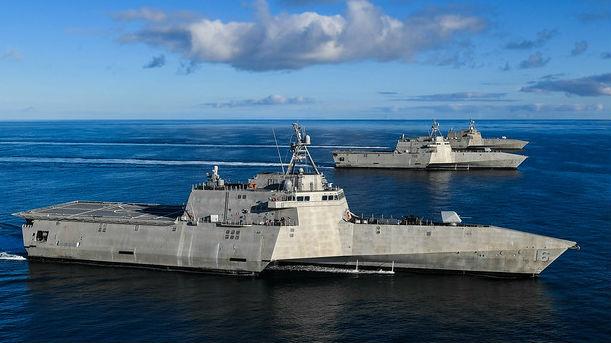 航母地位堪忧?美防长称将打造规模更大但更轻便海军