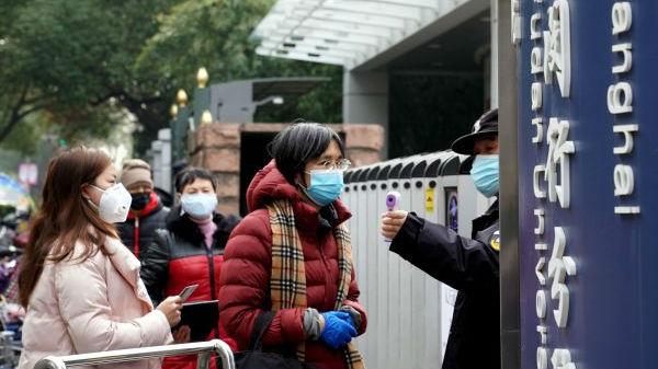 """外媒关注:中国推""""小区封闭管理""""严控疫情"""