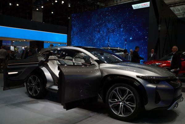 美媒:加州车企将在美产销中国车
