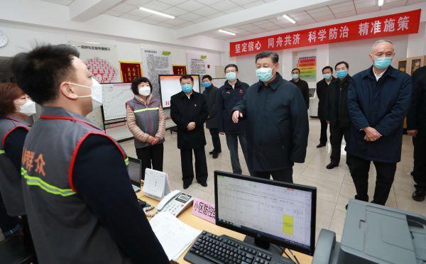 <b>境外媒体:习近平为中国战疫指明方向</b>