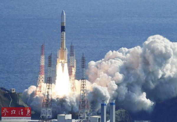 外媒关注日本再次发射侦察卫星 此前已部署7颗