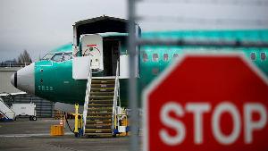 陷入737MAX危机 波音公司1月零订单