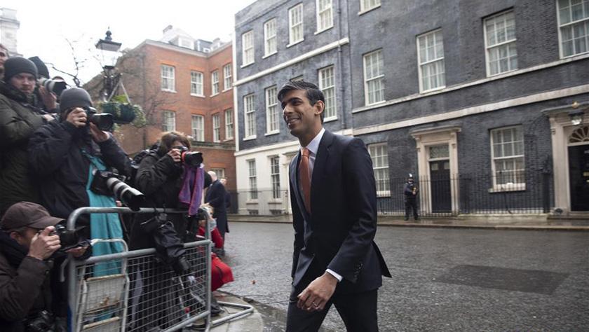 英国任命新财政大臣