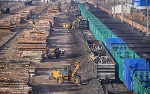 俄媒:去年俄中贸易额突破1100亿美元