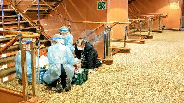 """世卫组织认为:中国境外疫情未发生""""重大变化"""""""