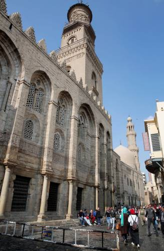 德媒:埃及发现非洲首个新冠病例 为外籍人士