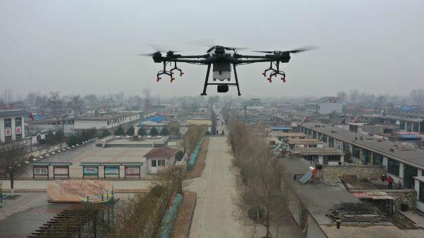 大数据、AI等大显身手!中国利用最新科技防止疫情蔓延引关注