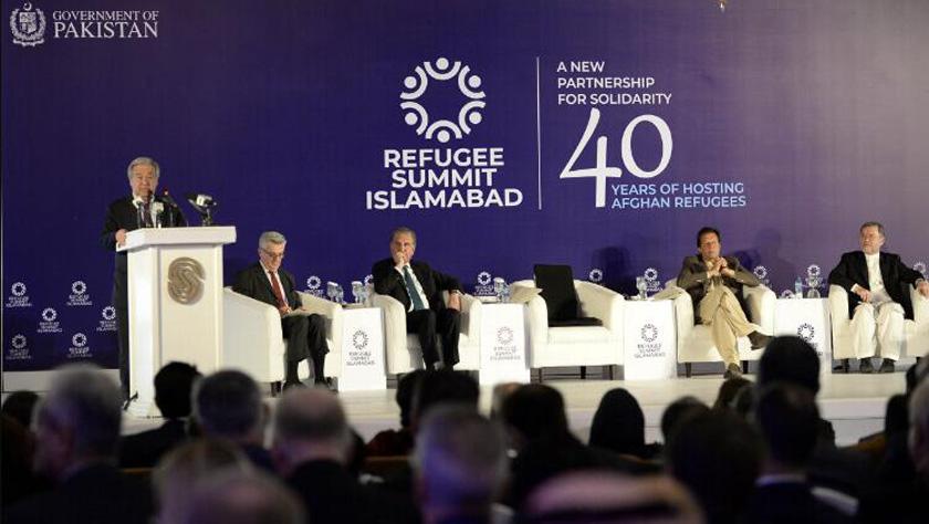 阿富汗难民问题大发3D会议在伊斯兰堡举行