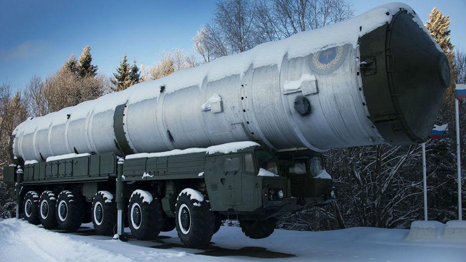 用核弹头防御洲际导弹!莫斯科A-135反导系统服役25周年