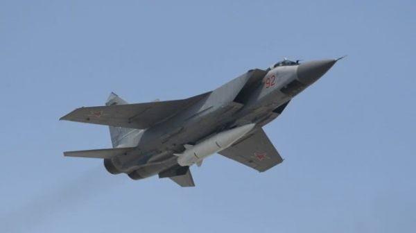 俄研发反高超音速武器导弹 俄专家:俄将与美展开严峻竞赛