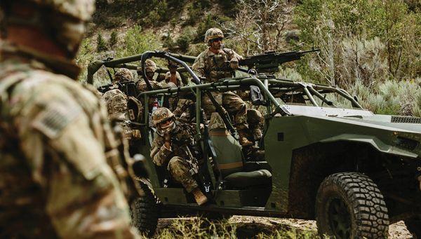 多家军工企业竞逐美国陆军全地形车采购案