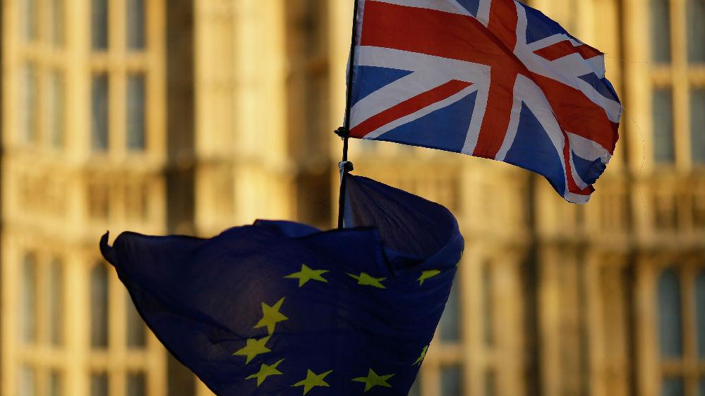 外媒:英国与欧盟就贸易协议条件互不相让