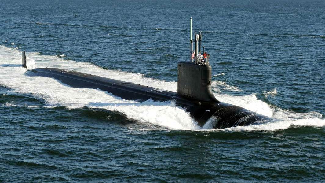 """美核潜艇将配高超音速导弹 俄媒:为实现""""一小时打遍全球"""""""