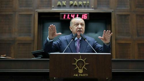"""土耳其扬言对叙政府军动武只是""""时间问题"""" 俄罗斯予以警告"""