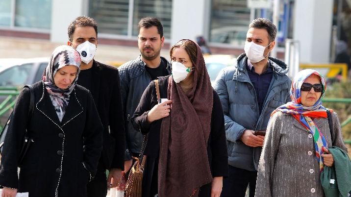 外媒称新冠肺炎疫情发展迅速:蔓延至中东、欧洲多国