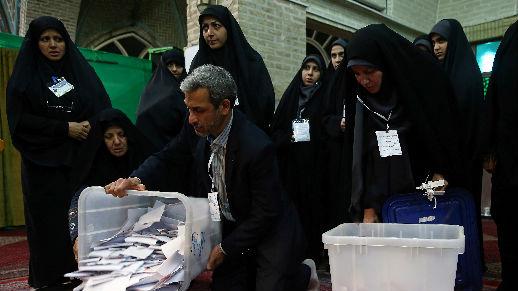伊朗议会选举强硬派大获全胜 外媒:或采取不与美国接触政策
