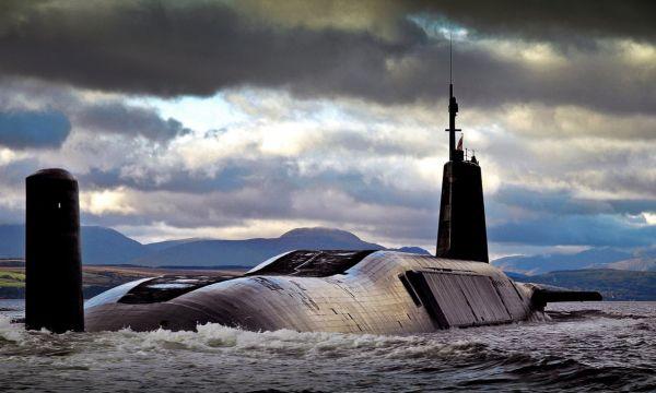 英新核武拟用美技术引争议 英政客:英政府正受特朗普操纵