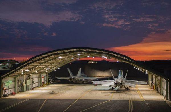 澳宣布升级廷德尔空军基地:适应部署F