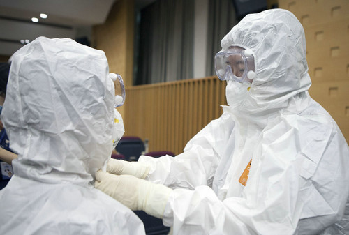 韩媒:韩国新冠肺炎确诊病例增至1766例 大邱新增病例创单日新高