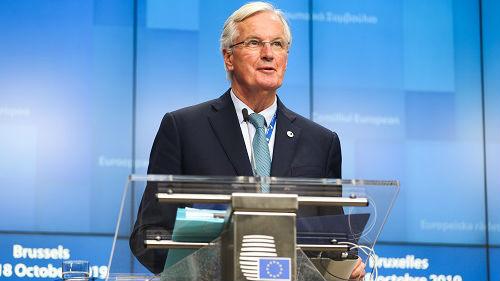"""欧盟拒与英签加拿大式贸易协议 谨防出现""""泰晤士河畔的新加坡"""""""