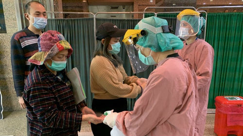 台湾首现医院内聚集感染 本地确诊病例已超输入病例