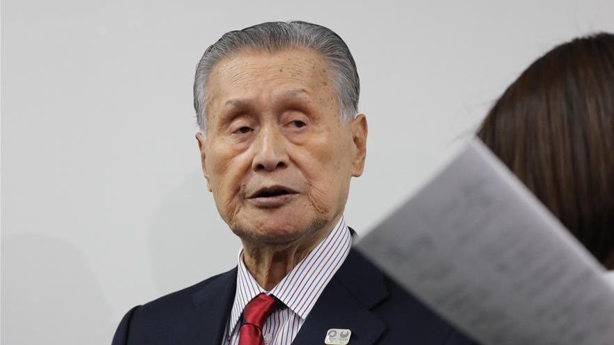 东京奥组委重申奥运会将如期举办